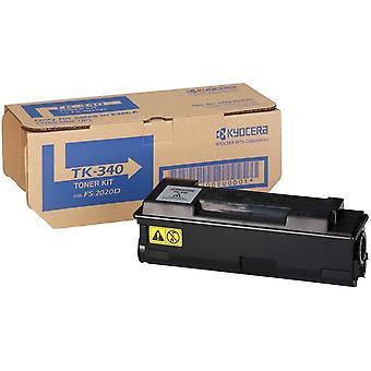 Wokex TK-340 Original Toner-Kartusche Schwarz 1T02J00EUC. Kompatibel fr ECOSYS FS-2020D. 12.000