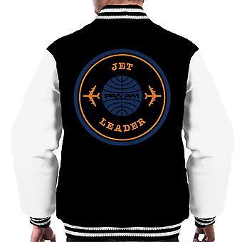 Pan Am Jet Leader Men's Varsity Jacket
