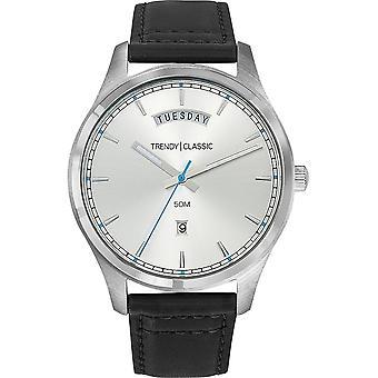 TrendyClassic - Wristwatch - Men - Calendar - CC1043-08