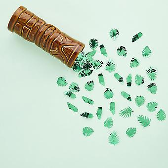 Tropical Palm Leaf Table Confetti - Party - Table Decoration