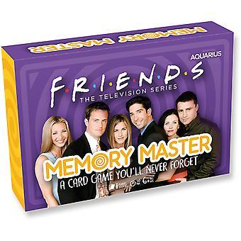Juego de cartas maestras de memoria - edición de amigos