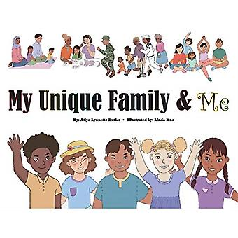 My Unique Family  Me by Atiya Butler