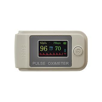 Oxymètre d'impulsion de doigt de PNFT PD104 TFT pour mesurer la saturation en oxygène de sang et le pouls