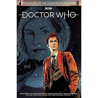 Doctor Who: De weg naar de dertiende dokter