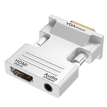 hdmi zu vga Kabel mit Audioausgang, hdmi-Konverter
