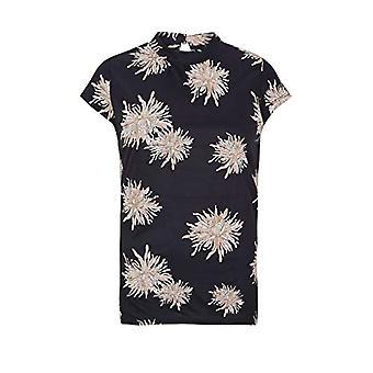 s.Oliver BLACK LABEL T-Shirt Kurzarm, 59a2 Flowers Print, 38 Woman