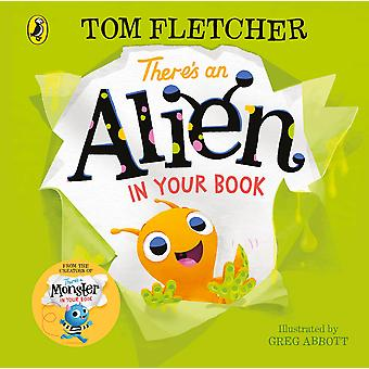 There's an Alien in Your Book Who's in Your Book