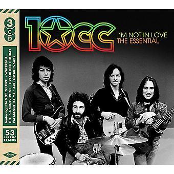 10cc - Eu Não Estou Apaixonado: O CD Essencial