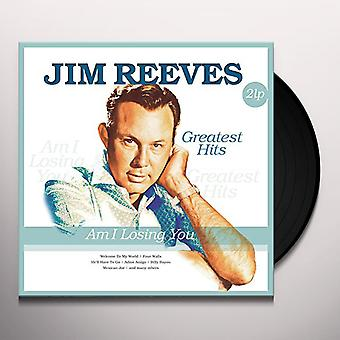 Jim Reeves - Am I Losing You / Greatest Hits Vinyl