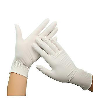 Powder-free Nitrile Exam Gloves, Large, Box 100(M)