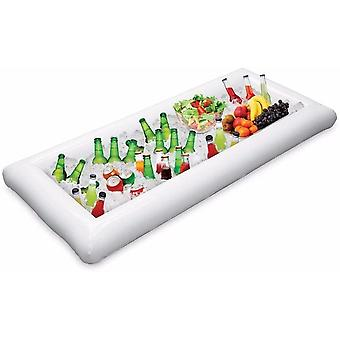 1 Stücke Aufblasbare Buffet serviert & Salat Bar EIS Eimer Essen Kühler Aufblasbare Bier Trinken
