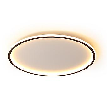50CM فائقة رقيقة ضوء السقف LED, 61W التحكم عن بعد Stepless تعتيم ضوء الحمام