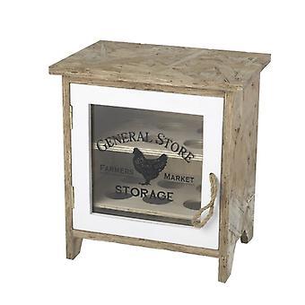 Heaven Sends Rustic Kitchen Wooden Egg Cabinet | GFH