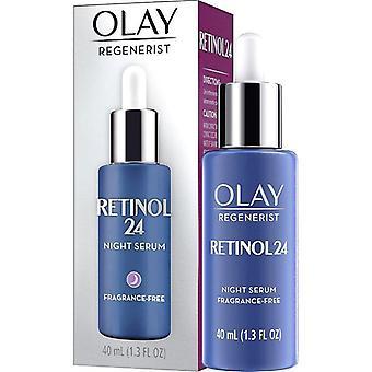 Olay Regenerist Rétinol 24 Night Facial Serum, 1,3 fl oz