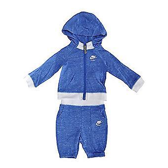 بدلة رياضية للأطفال 918-B9A نايكي الأزرق