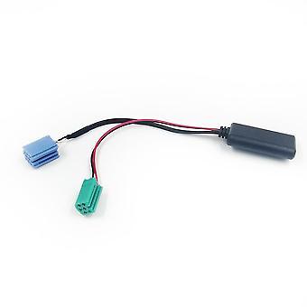 Biurlink سيارة راديو الأخضر الأزرق ميني ايزو 6pin 8pin موصل بلوتوث 5.0 أوكس