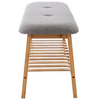 Esszimmerstuhl - Esszimmerstühle - Küchenstuhl - Esszimmerstuhl - Modern - Grau - Holz - 90 cm x 34 cm x 45 cm