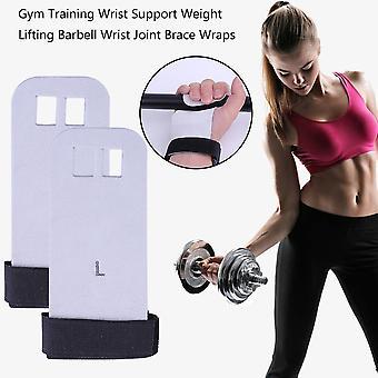 Gym Training Wrist Support Haltérophilie Haltère Poignet Joint d'Accolade Enveloppements