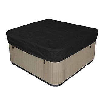 Imperméable à l'eau Polyester Square Hot Tub Cover Outdoor Spa Covers Square Hot Tub Cover
