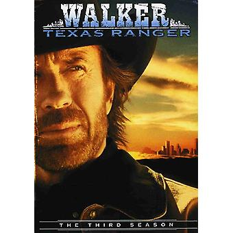 Walker Texas Ranger: Säsong 3 [DVD] USA import