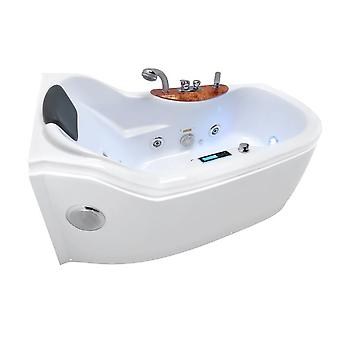 High Quality Bath With Hydromassage Kerra Bella Lux Left Right Versions