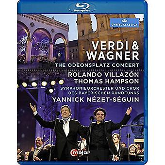 Verdi & Wagner [BLU-RAY] USA import