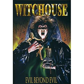 Witchouse [DVD] USA import