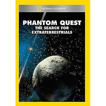 Phantom Quest: The Search for Extra Terrestrials [DVD] USA import