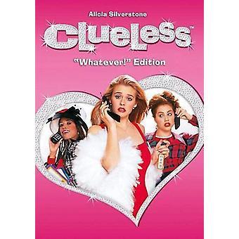 Importazione di clueless [DVD] Stati Uniti d'America