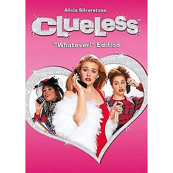 Clueless [DVD] USA tuonti