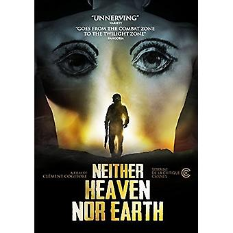 Neither Heaven Nor Earth [DVD] USA import