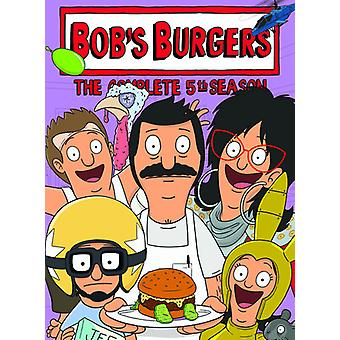 Bob's hamburgers: The Complete 5e seizoen [DVD] USA import