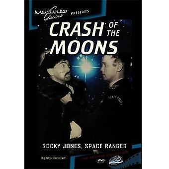 Rocky Jones Space Ranger: Crash de l'importation des USA de Lunes [DVD]