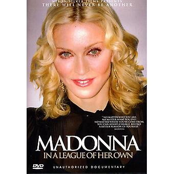 Madonna - In League of Her Own: unbefugte Dokumentarfilm [DVD] USA Import