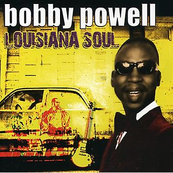 Bobby Powell - Louisiana själ [CD] USA import
