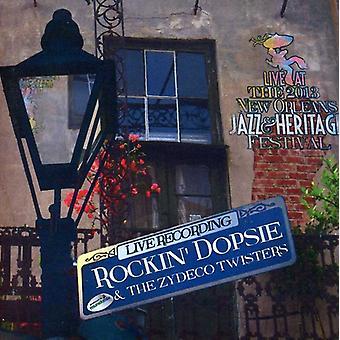 Rockin' Dopsie - Live at Jazzfest 2013 [CD] USA import
