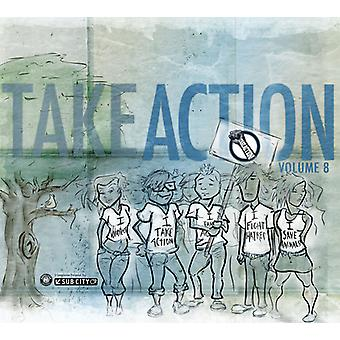 Take Action! - Vol. 8-Take Action! [CD] USA import