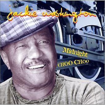 Jackie Washington - Midnight Choo Choo [CD] USA import