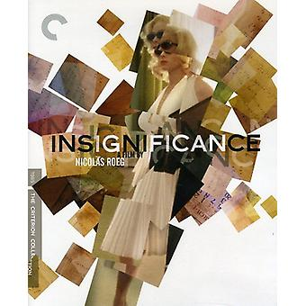 Insignificance [BLU-RAY] USA import