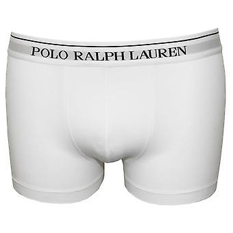 Polo Ralph Lauren Classic Boxer Trunk, White