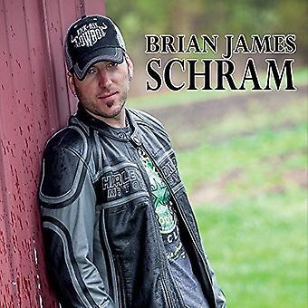 Brian James Schram - Brian James Schram [CD] USA tuonti