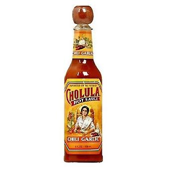 Cholula Chili Garlic Hot Sauce 2 Bottle Pack