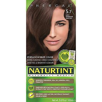 Naturtint, Light Chocolate Chestnut 5.7, 150ml