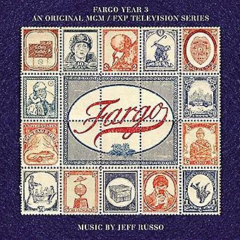 Russo *Jeff - Fargo Season 3 / O.S.T. [Vinyl] USA import