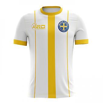 2018-2019 Szwecja trzecia koncepcja koszuli piłki nożnej (dla dzieci)