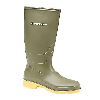 DUNLOP Ladies/Womens 16247 DULLS Rain Welly Boot / Wellington Boots