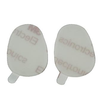 Sonata Clear Mouthpiece Patches (Pack of 2)