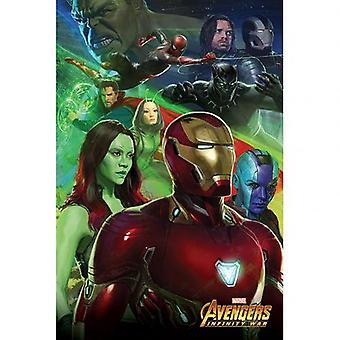 Avengers Poster Infinity War Iron Man 272