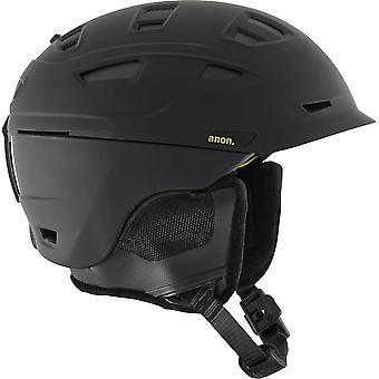 MIPS Anon excelente casco - negro