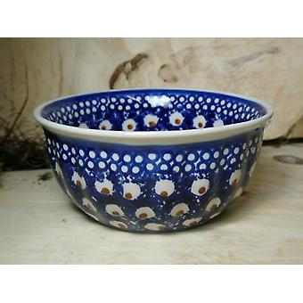 Waves edge Bowl, 2nd choice, Ø 14 cm, height 6.5 cm, tradition 58 - BSN 60854